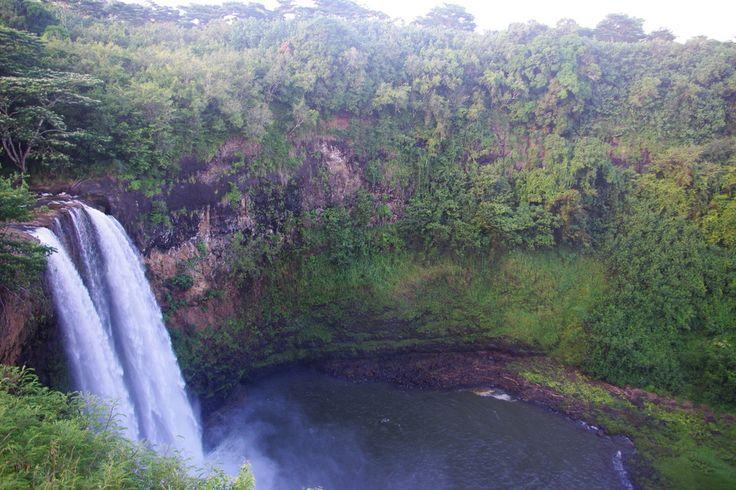 Wailua Falls: The Fantasy Island Falls!!