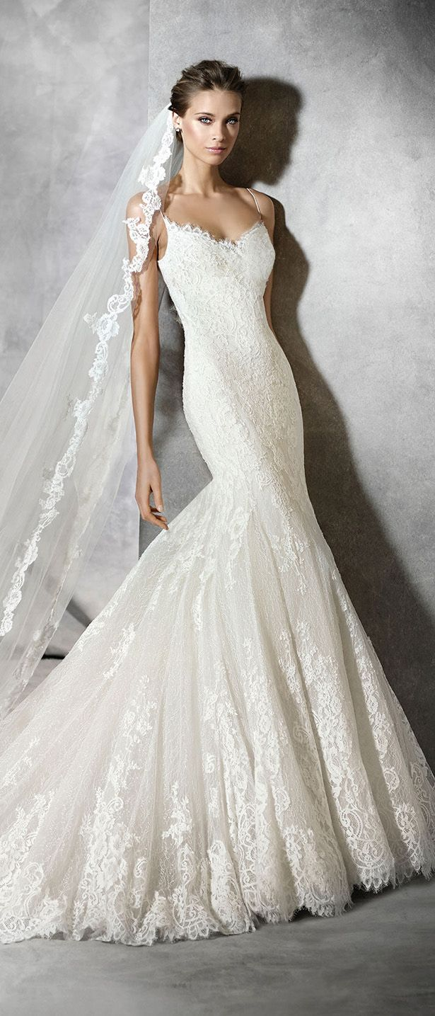 Pronovias 2016 Bridal Collection - Belle The Magazine
