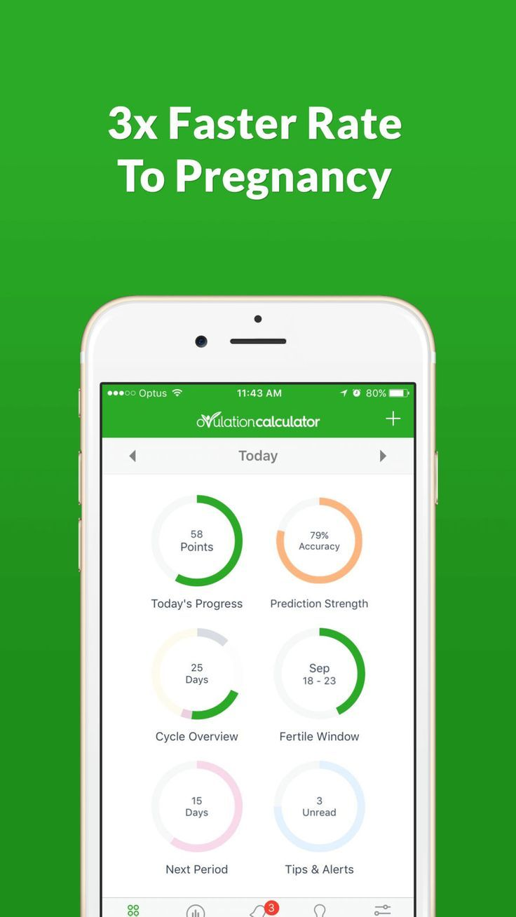 Fertile tracer of ovulation calculation – top game for iphone – #calculated #fertile #g …   – Pregnancy Calculator