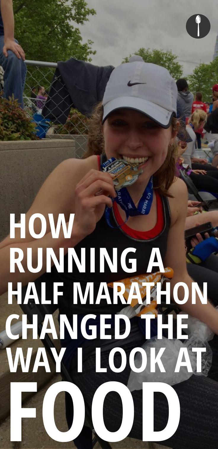 Why you should run a half marathon.