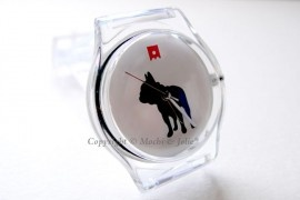 Horloge Franse Bulldog
