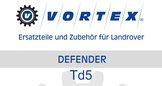 Defender TD5, Land Rover, Ersatzteilkatalog, Vortex, Land Rover Zubehör, Werkstatthandbuch