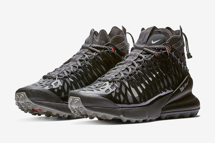 uk availability 80232 bec60 Nike Ispa Air Max 270 Sp Soe Black Anthracite Bq1918 002 Release Date Price