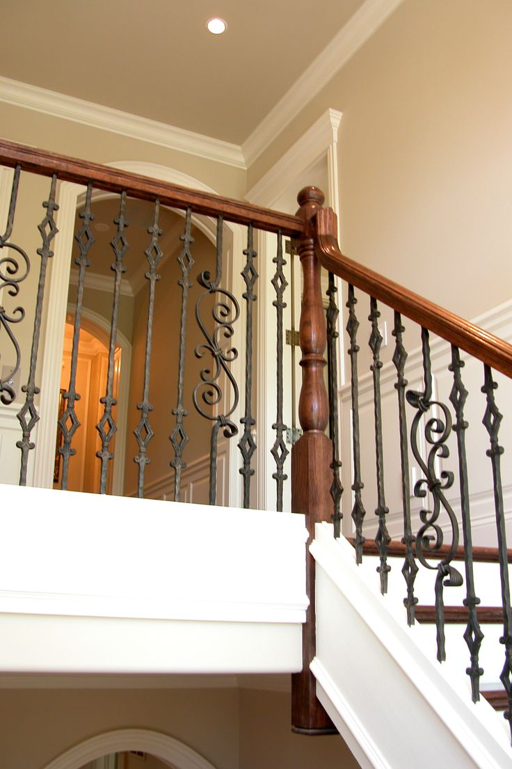 This staircase design was created using tuscan square for Square spiral staircase plans