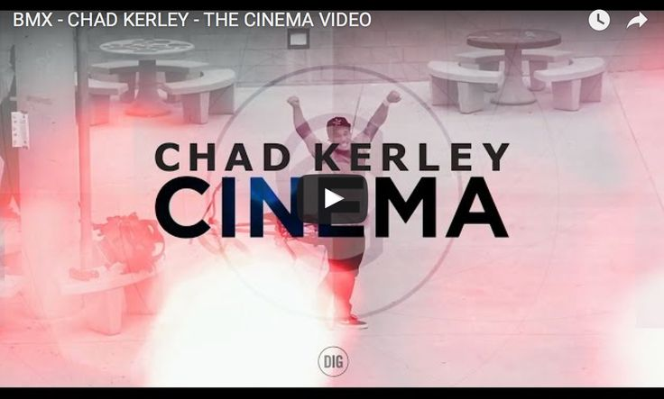 Chad Kerley outdid himself putting the sport of #BMX on the map. If you love watching BMX videos, get ready to add this to your list of favorites. MUST WATCH!