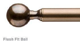 Flush Fit Ball Finial
