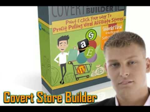 Covert Store Builder Review – Best WordPress Website Builder Theme – WSO Shop