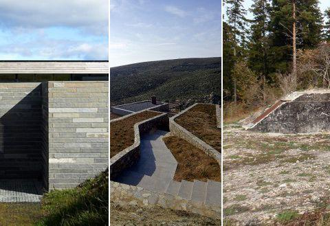 Casas: Arquitectura Enterrada - archivo