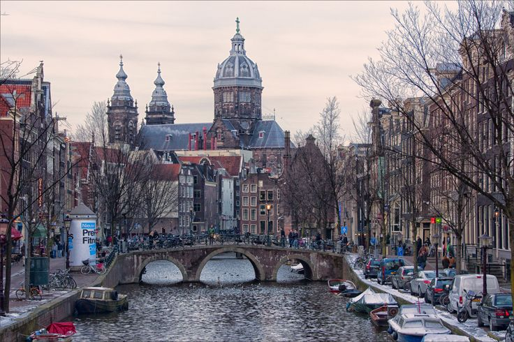 https://flic.kr/p/dYWSGK   Amsterdam sunset   Oudezijds Voorburgwal - Amsterdam - the Netherlands