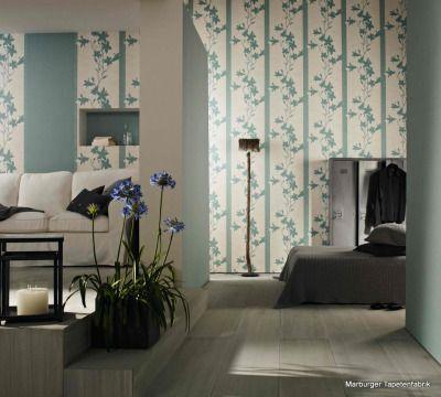 Wohnung oder Haus neu tapezieren ? Die neue Kollektion DI MODA der Marburger Tapetenfabrik ist da