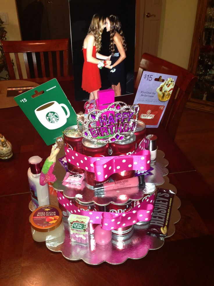 Best 25 teen gift baskets ideas on pinterest diy kids christmas not sure why there is two girls kissing in the background but i like the gift basket idea negle Choice Image