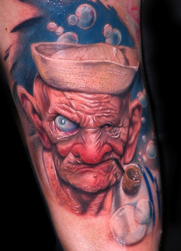 46 Best Images About 3D Tattoos On Pinterest 3d