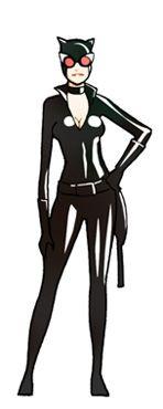 tiny Catwoman by *marciotakara on deviantART