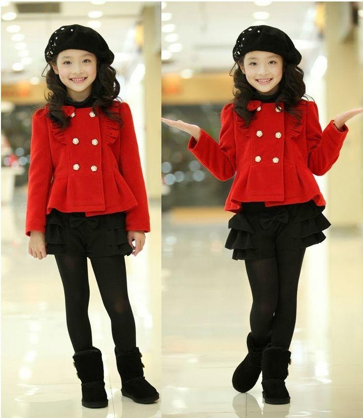 Resultado de imagen para ropa basica elegante para niña
