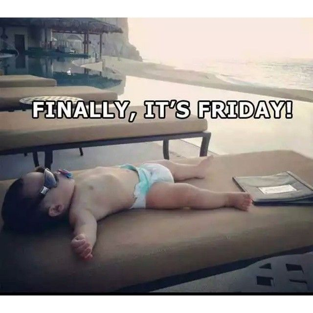 Yeii finalmente es Viernes!!  Y A quién no le encanta?  #tgif #tgifridays #inlove #almostweekend #enjoy #relax #byou #becomplete