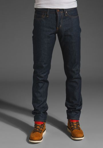 Naked and Famous Denim - Left Hand Twill Selvedge