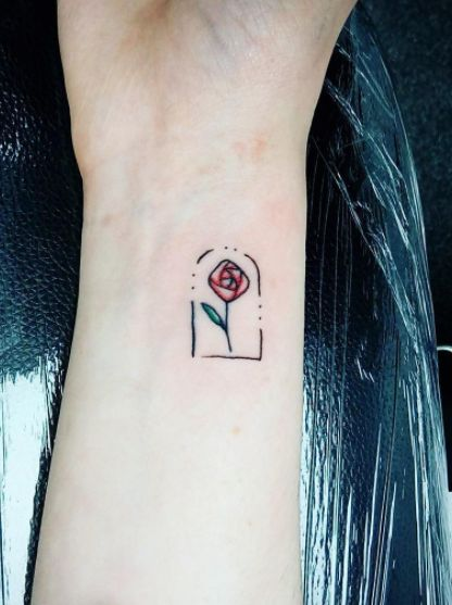 50 Gorgeous Small Wrist Tattoos to Always Flaunt | CafeMom