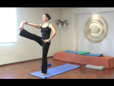 ¡Aumenta tu Flexibilidad! - Clase Completa de YOGA - - YouTube