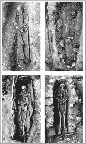 La nécropole du haut Moyen Âge de Largillay-Marsonnay «Sur le Marteret» (Jura)