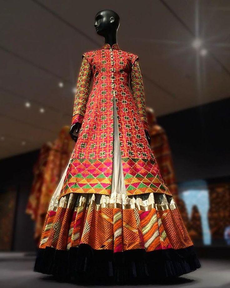 "1,683 Likes, 6 Comments - Manish Malhotra World (@mmalhotraworld) on Instagram: ""The traditional craft of Punjab was revived by Manish Malhotra Label's tribute to Phulkari by…"""
