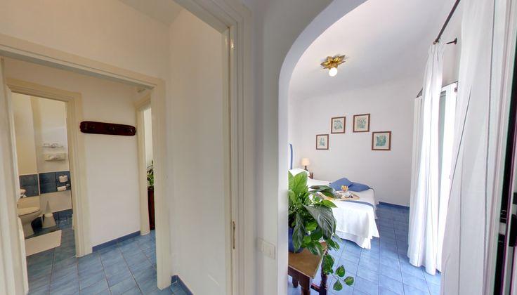 Camera Family Classic(terrazzo privato)(Hotel Chiaia di Luna, Isola di Ponza)