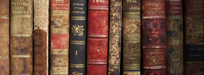 The Top Ten Books People Lie About Reading - HAHAHA so good