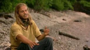 Matt from Survivor Redemption Island GIF