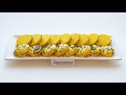 Мятный макарон видео рецепт от Тарелкиной
