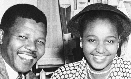 Nelson and Winnie Mandela's marriage ended, but the bond was never broken