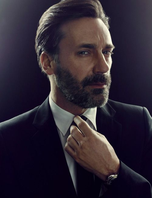 Jon Hamm, by Joe Pugliese for The Hollywood Reporter