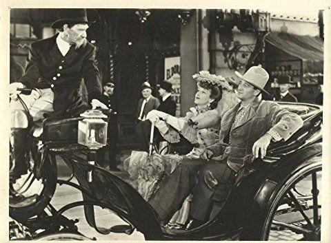 John Wayne and Ann Dvorak in Flame of Barbary Coast (1945)