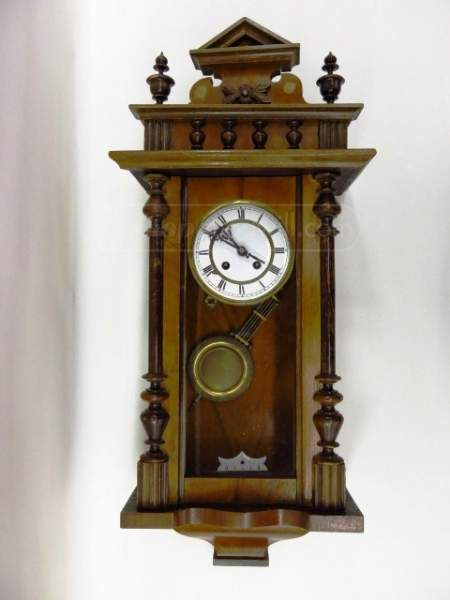 wooden pendulum clock plans free woodworking projects