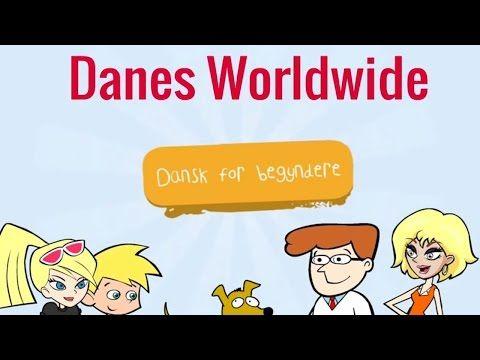 Online Danish instruction! Dansk for Begyndere - Danes Worldwide
