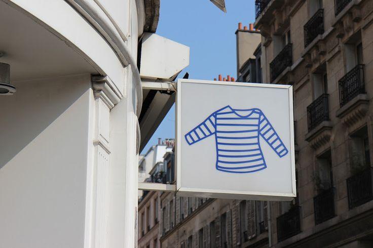 Tomboy Style: SCENE | Armor Lux Paris