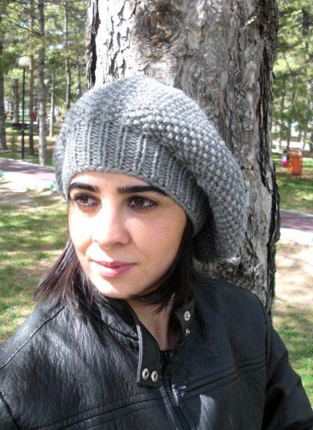 Nautilus Beret Knitting Pattern : 31 best Knitting images on Pinterest Knit hat patterns, Hats and Knit hats