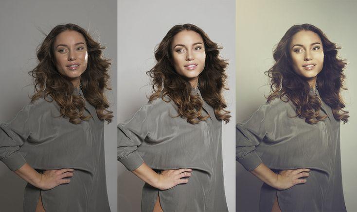 Model: Iselin H. Kristiansen Makeup & Hair by Gossip Photography & retouch: Ine Benedikte Målbakken/ Fotografine