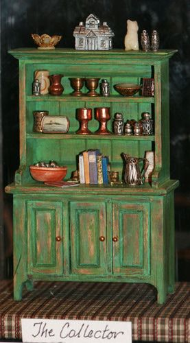 Collections of All Types From the Miniaturists of the Miniature Club of B.C.: Club Projects In a Simple Setting