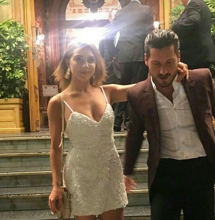 Valentin Chmerkovskiy & Jenna Johnson