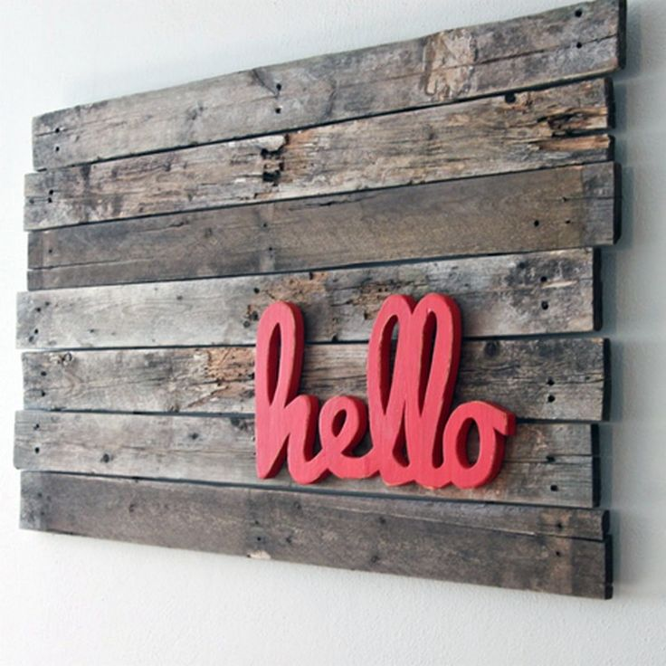 Pallet Wood Wall Art best 25+ pallet art ideas on pinterest | pallet wall art, pallet
