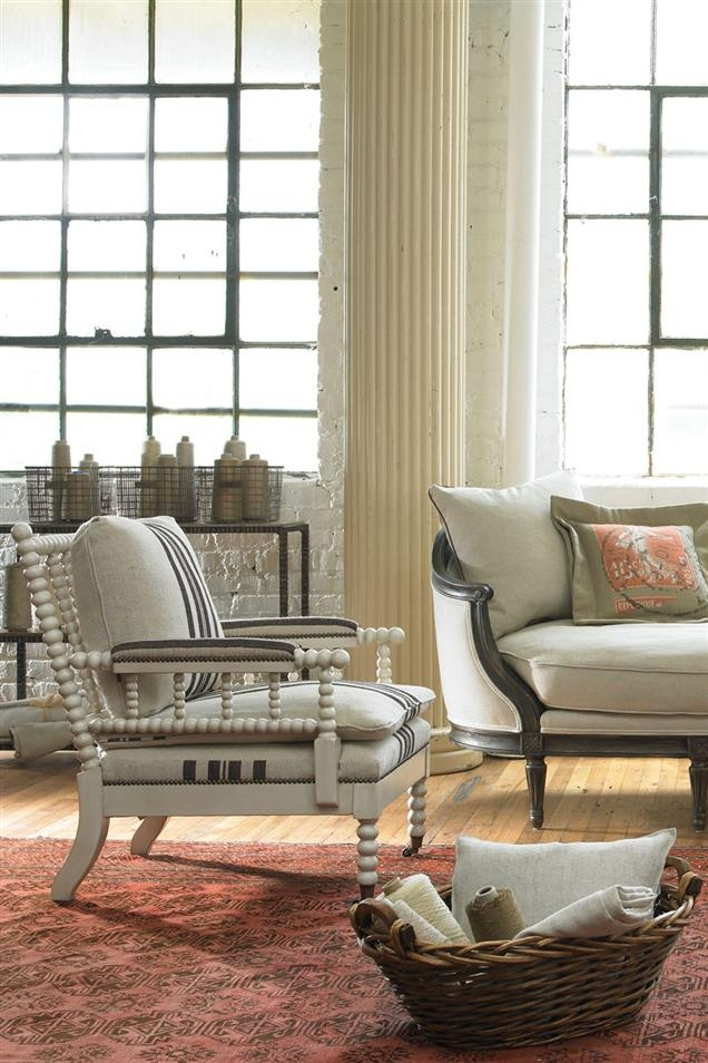Pure Style Home: I'm Shopping for... Spool Chairs