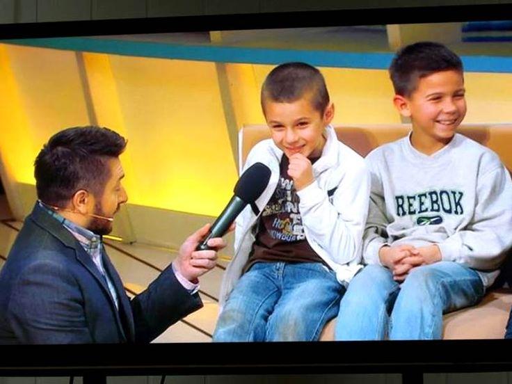 Бывшие беспризорники расскажут свои истории на ТРК «Украина» - БОГ NEWS | BOG NEWS | БОГ НЬЮЗ