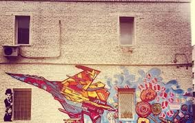 Картинки по запросу Русаковской эстакаде граффити