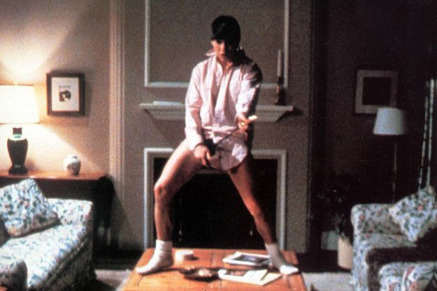 Risky Business invents the no-pants dance (1983) | The 101 Best Movie Dance Routines Of The Last 35 Years