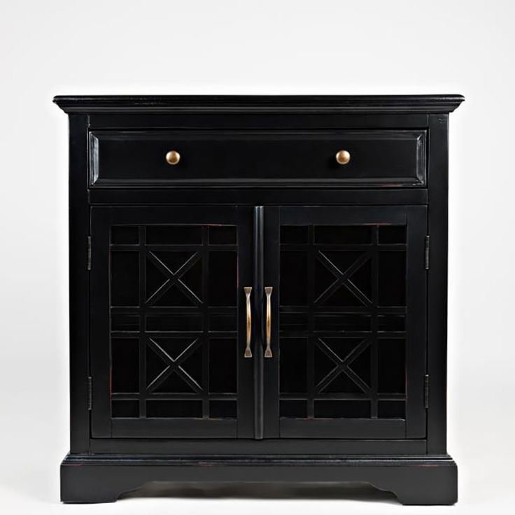 Craftsman Antique Black Accent Chest | Accent Chests | Discount Direct Furniture and Mattress gallery