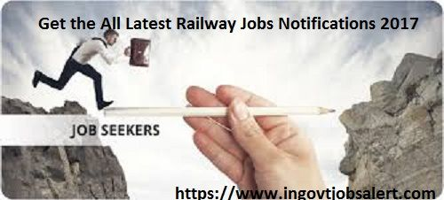 Get all railway jobs latest notifications here for RRC, RRB and other railway recruitment 2017. Railway Board RRB 2017 Latest Job Upcoming Recruitment Vacancy for Railway Recruitment Board (RRB), Railway Recruitment Cell (RRC) . Looking for Upcoming Railway recruitment in 2017. Get complete detail about latest upcoming Railway jobs notifications 2017.