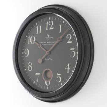 FirsTime wall clocks at Kohl s   Check out the variety of wall clocks   including this FirsTime Cream City Wall Clock  at Kohl s. 44 best Wall Clocks images on Pinterest   Wall clocks  Wine