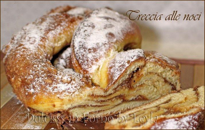 Treccia alle noci o nocciole o Nusszopf, ricetta Alto Adige: da provare con il lievito madre