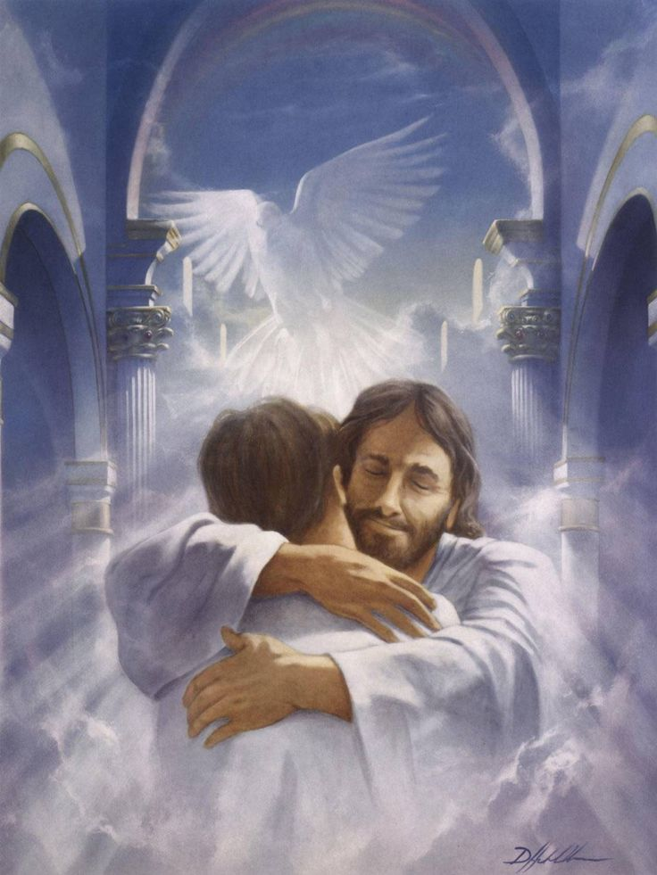 Христианские приветствия картинки