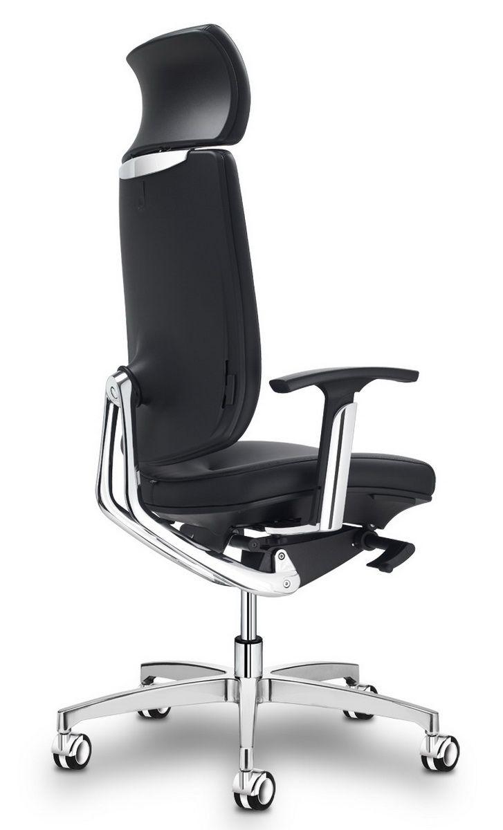 SPIRIT - ergonomické manažerské křeslo pro celodenní sezení