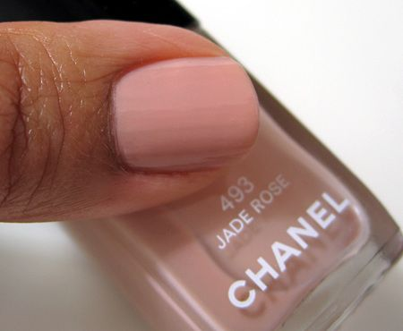 my all-time favorite neutral nail polish color: jade rose